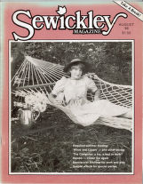 Sewickley Magazine - August 1985