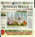 2015-7-9; Sewickley Herald