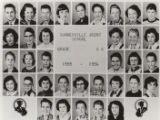 Summerville Joint School Grade 8 A 1955 -1956