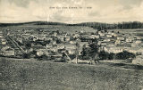 Bird's Eye View of Ulysses, PA