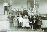 Class at Bingham Center School, Date Unknown