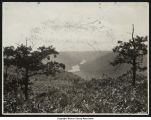 Allegheny River Valley View (circa 1935)