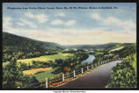 Devils Elbow on the Allegheny River at Kinzua (circa 1940)