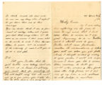 Letter from Annie F. To Samuel Kern