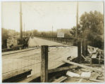 Calvert Avenue streetcar bridge