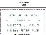 ADA news news reviews to peruse.