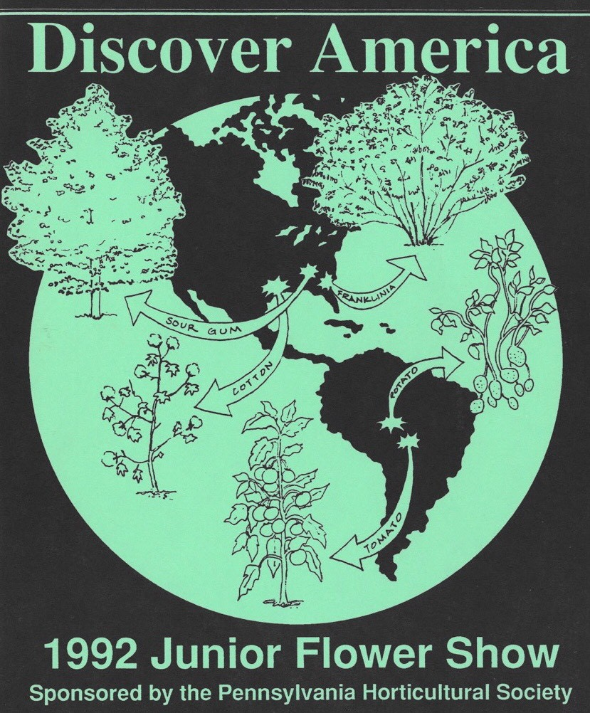 Preliminary Inventory of the Files and Ephemera of the Junior Flower Show