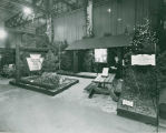 Pennsylvania Roadside Council exhibit at 1954 Philadelphia Flower Show