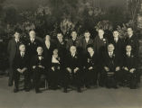 1932 group photograph, Philadelphia Flower Show organizers