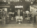 Mussog's Bird Store, trade exhibitor at 1932 Philadelphia Flower Show