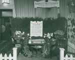 Bartlett Tree Experts exhibit, 1952 Philadelphia Flower Show