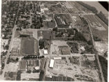 Aerial View of Williamsport Technical Institute and Vicinity, facing West