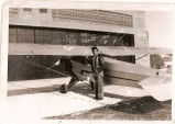 Angelo Silvagni, Aviation Maintenance  Student, 1948