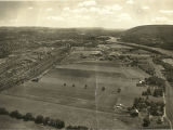 Aerial view of Williamsport